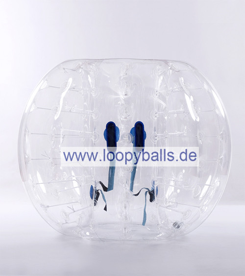 clear loopy ball